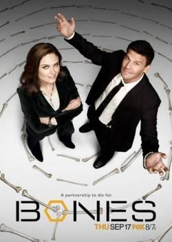 Кости / Bones - 9 сезон (2013) WEB-DLRip