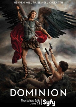 Доминион / Dominion - 2 сезон (2015) WEB-DLRip / WEB-DL