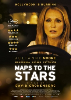 Звездная карта / Maps to the Stars (2014) HDRip / ВDRip 720p/1080p