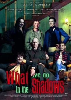 Реальные упыри / What We Do In The Shadows (2014) HDRip / BDRip