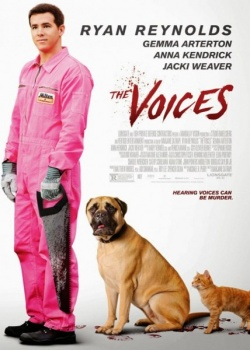 ������ / The Voices (2014) HDRip / BDRip