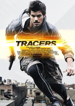Трейсеры / Tracers (2015) HDRip /  BDRip