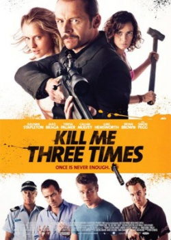 ���� ���� ������ / Kill Me Three Times (2014) HDRip / BDRip