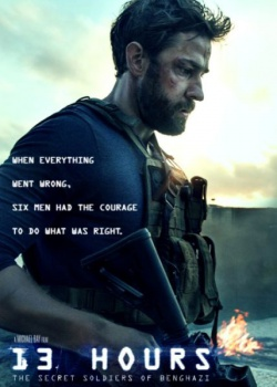 13 �����: ������ ������� ������� / 13 Hours: The Secret Soldiers of Benghazi (2016) HDRip / BDRip