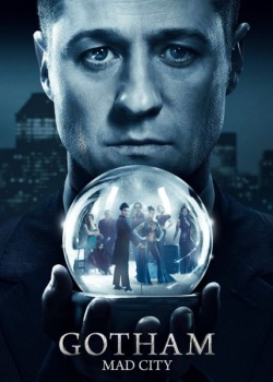 Готэм / Gotham - 3 сезон (2016) WEB-DLRip / WEB-DL