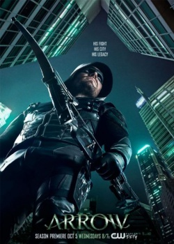 Стрела / Arrow - 5 сезон (2016) WEB-DLRip / WEB-DL 720p