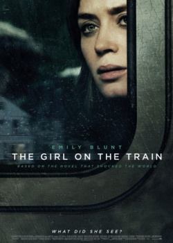 ������� � ������ / The Girl on the Train (2016) CAMRip