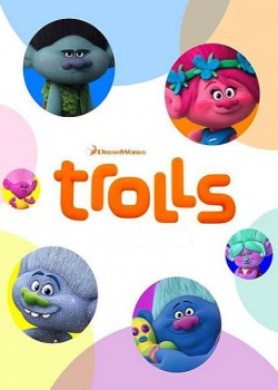 Тролли / Trolls (2016) WEB-DLRip / WEB-DL