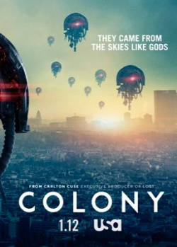 Колония / Colony - 2 сезон (2017) WEB-DLRip / WEB-DL