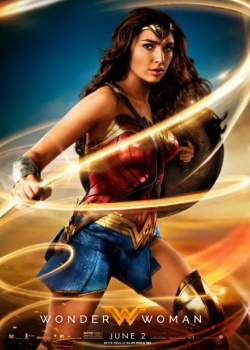 Чудо-женщина / Wonder Woman (2017) HDRip / BDRip (720p, 1080p)