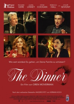 Ужин / The Dinner (2017) WEB-DLRip / WEB-DL