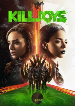 Киллджойс / Killjoys - 3 сезон (2017) WEB-DLRip / WEB-DL
