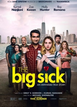 Любовь – болезнь / The Big Sick (2017 WEB-DLRip / WEB-DL (720p, 1080p)