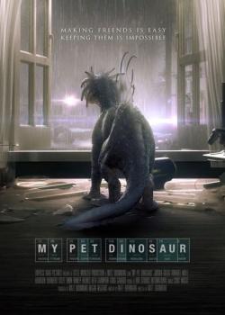 Мой любимый динозавр / My Pet Dinosaur (2017) HDRip / BDRip (720p, 1080p)