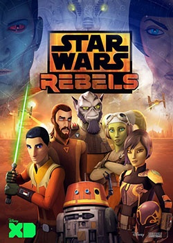 Звездные войны: Повстанцы / Star Wars Rebels - 4 сезон (2017) WEB-DLRip
