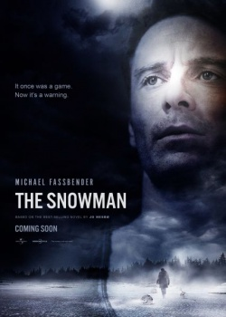 Снеговик / The Snowman (2017) HDRip / BDRip (720p, 1080p)