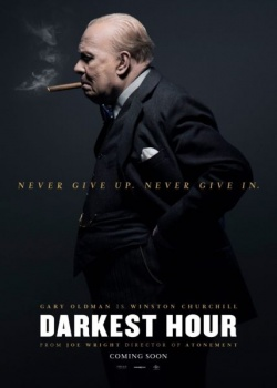 Темные времена / Darkest Hour (2017) DVDSCr
