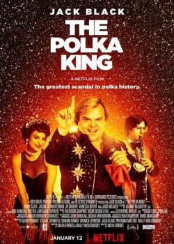 Король польки / The Polka King (2017) WEB-DLRip / WEB-DL (720p)