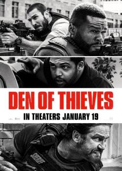 Охота на воров / Den of Thieves (2018) TS