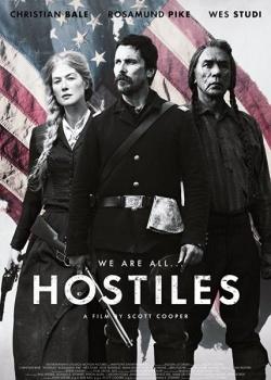 Недруги / Hostiles (2017) TS