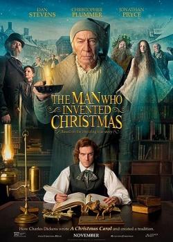 Человек, который изобрёл Рождество / The Man Who Invented Christmas (2017) HDTVRip / HDTV (720p)