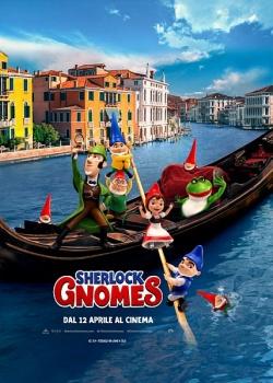 Шерлок Гномс / Sherlock Gnomes (2018)  HDRip / BDRip (720p, 1080p)