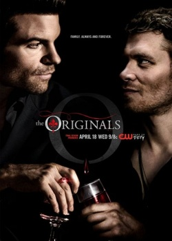Древние / The Originals - 5 сезон (2018) WEB-DLRip / WEB-DL (720p, 1080p)
