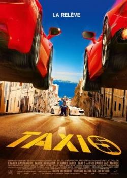 Такси 5 / Taxi 5 (2018) HDRip / BDRip (720p)