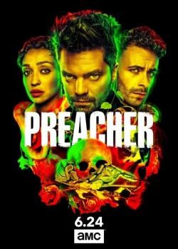Проповедник / Preacher - 3 сезон (2018) WEB-DLRip / WEB-DL (720p, 1080p)