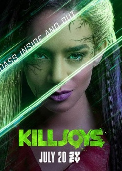 Кайфоломы / Killjoys - 4 сезон (2018) WEB-DLRip / WEB-DL (720p, 1080p)