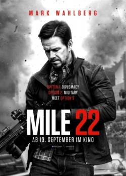 22 мили / Mile 22 (2018) WEB-DLRip / WEB-DL (720p, 1080p)