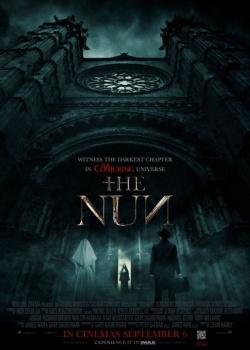 Проклятие монахини / The Nun (2018) TS / V2