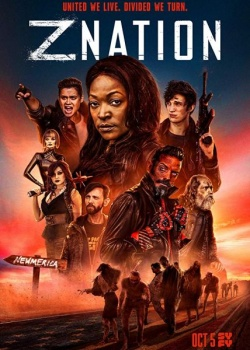 Нация Z / Z Nation - 5 сезон (2018) WEB-DLRip / WEB-DL (720p, 1080p)
