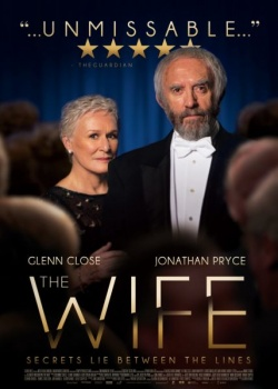 Жена / The Wife (2017) HDRip / BDRip (720p, 1080p)