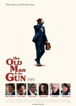 Старик с пистолетом / The Old Man & the Gun (2018) HDRip / BDRip (720p, 1080p)