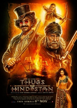 Банды Индостана / Thugs of Hindostan (2018) WEB-DLRip / WEB-DL (720p)