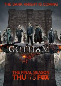 Готэм / Gotham - 5 сезон (2019) WEB-DLRip / WEB-DL (720p, 1080p)