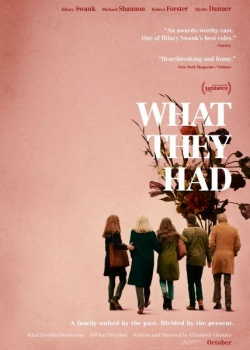 Что у них было / What They Had (2018) WEB-DLRip / WEB-DL (720p, 1080p)