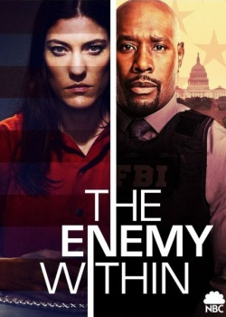 Враг внутри / The Enemy Within - 1 сезон (2019) WEB-DLRip / WEB-DL (720p, 1080p)