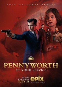 Пенниуорт  / Pennyworth - 1 сезон (2019) WEB-DLRip / WEB-DL (720p, 1080p)