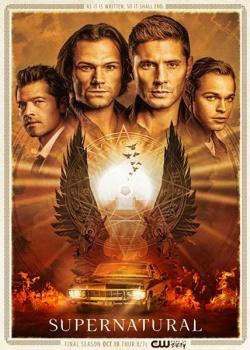 Сверхъестественное / Supernatural - 15 сезон (2019) WEB-DLRip / WEB-DL (720p, 1080p)