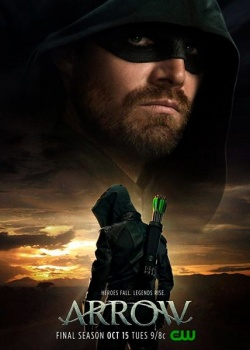 Стрела / Arrow - 8 сезон (2019) WEB-DLRip / WEB-DL (720p, 1080p)