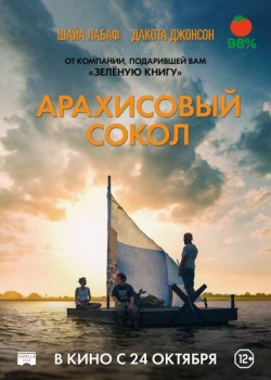 Арахисовый сокол / The Peanut Butter Falcon (2019) HDRip / BDRip (720p, 1080p)
