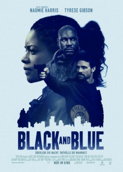 Чёрный и синий / Black and Blue (2019) TS / TS  (720p)