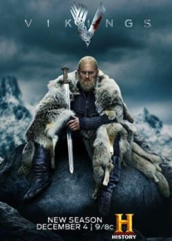 Викинги / Vikings - 6 сезон (2019) WEB-DLRip / WEB-DL (720p, 1080p)