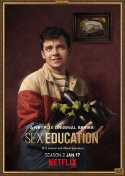 Половое воспитание / Sex Education - 2 сезон (2020) WEB-DLRip / WEB-DL (720p, 1080p)