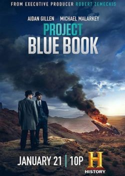 Проект Синяя книга / Project Blue Book  - 2 сезон (2020) WEB-DLRip / WEB-DL (720p, 1080p)