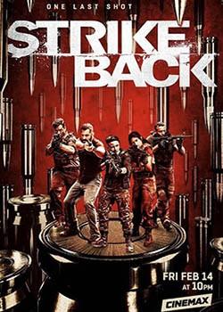 Ответный удар / Strike back - 8 сезон (2020) WEB-DLRip