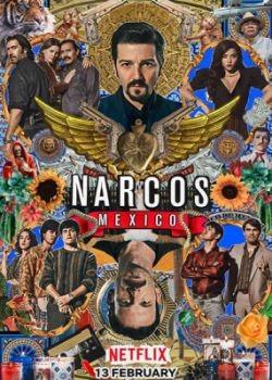 Нарко: Мексика / Narcos: Mexico - 1 сезон (2020) WEB-DLRip / WEB-DL (720p, 1080p)