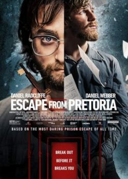 Побег из Претории / Escape from Pretoria (2020) HDRip / BDRip (720p, 1080p)